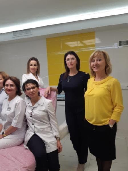 В клинике Evolution состоялся обучающий семинар для врачей от международного концерна IPSEN