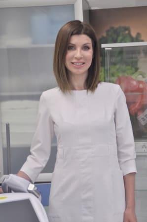 Маркина Ксения Владиславовна