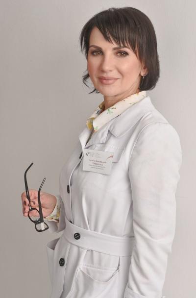 Косметолог Сафошкина